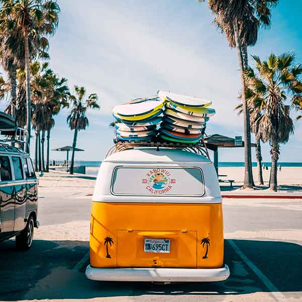 LA Beach Lovers Tour