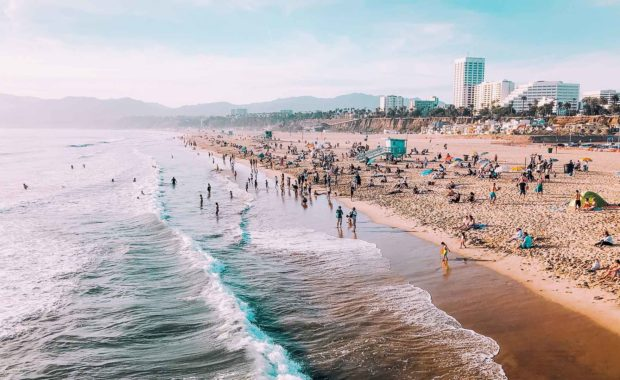 Beach Lovers Tour of Los Angeles