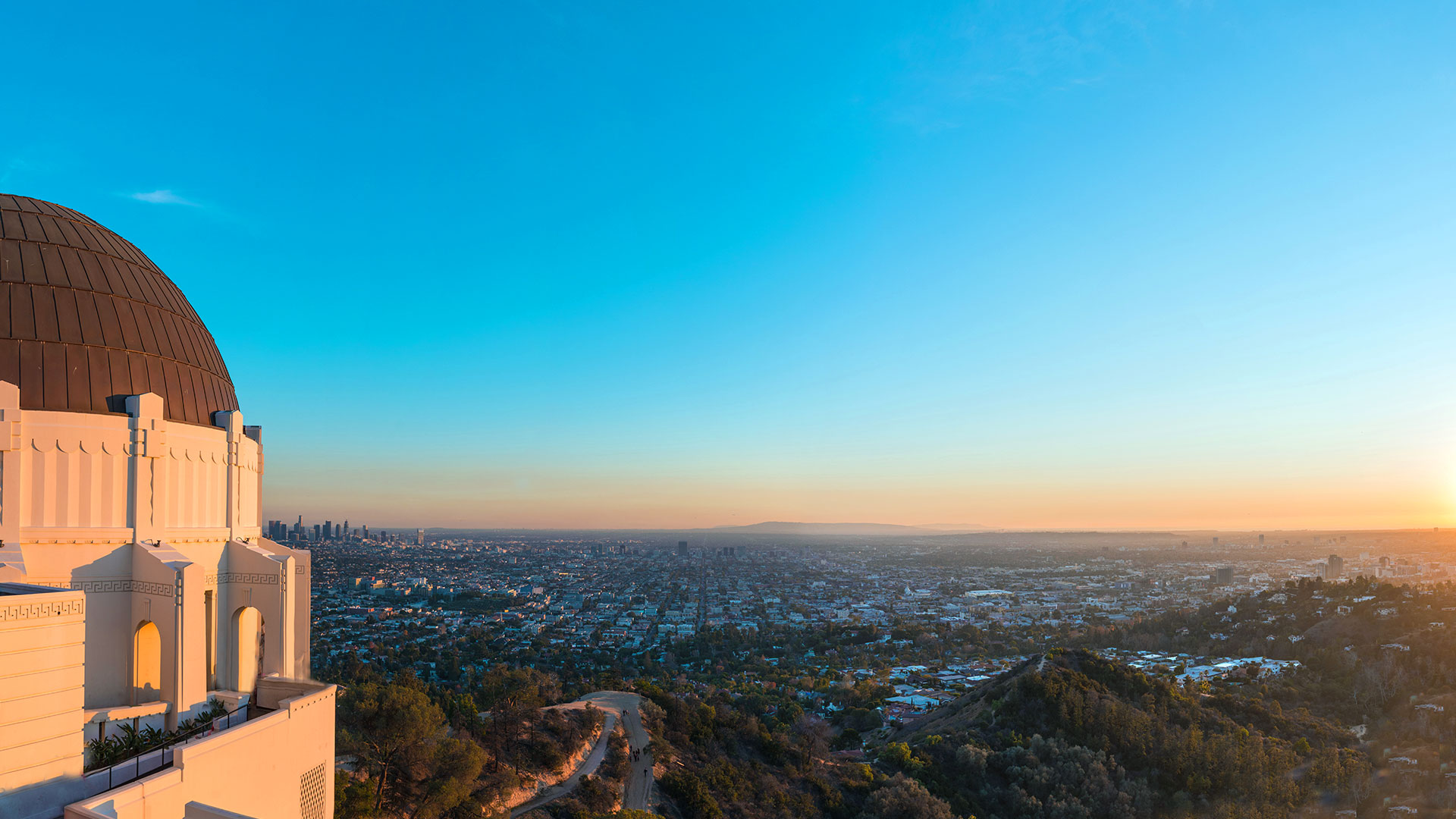 Griffith Observatory - La La Tours