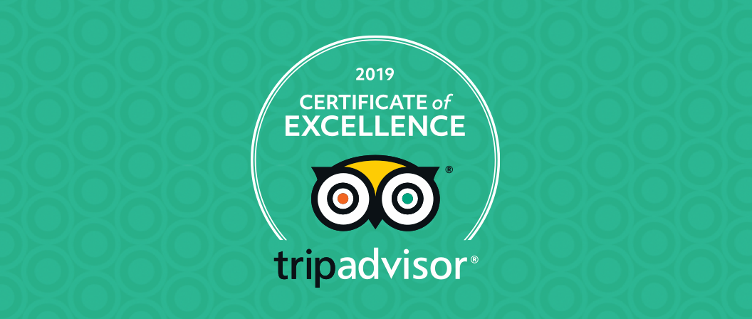 La La Tours - 2019 Certificate of Excellence
